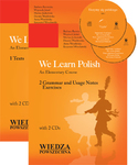 We Learn Polish T.1-2 + 2 CD